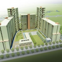 2.220 Apartments Thu Thiem