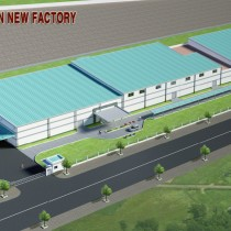 Nisshin Foods Factory