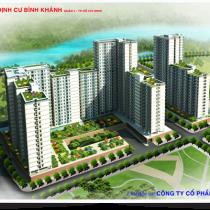 Khu nhà D04 – KDC Bình Khánh